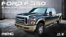 Meng Model 1/35 VS-006 Ford F-350 Super Duty Crew Cab