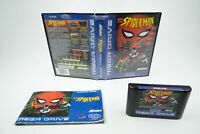Sega Mega Drive *Spider-Man - The Animated Series* OVP mit Anleitung