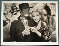 """Marlene Dietrich """"The Devil is a Woman"""" 1935 Paramount Pictures 8x10 promo photo"""