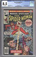 Marvel Spotlight #32 CGC 8.5 (Marvel 1977) 1st Spider-Woman (Jessica Drew)