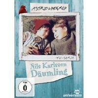 NILS KARLSSON DÄUMLING DVD ASTRID LINDGREN NEU