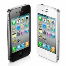Telefonos Celulares Apple iPhone 4S 8GB iOS WiFi Desbloqueados Smartphones