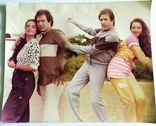 Rare Vintage Bollywood Poster - Rajesh Khanna - REKHA - 22 inch X 18 inches