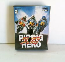 RIDING HERO GAME COMPLETE FOR NEO GEO AES HOME SYSTEM CONSOLE CIB