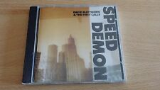 DAVID MATTHEWS & THE FIRST CALLS - SPEED DEMON - CD