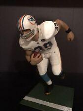 "Larry Csonka Miami Dolphins Jersey Custom 6"" Mcfarlane Figure"