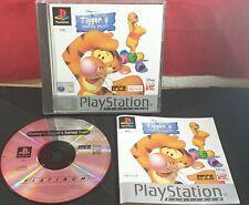 Disney's Tigger's Honey Hunt Sony Playstation 1 VGC