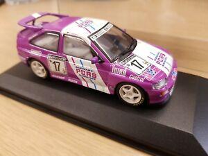 1:43 Scale Minichamps Ford Escort Cosworth Touring Car - R Kelleners 1993 Model