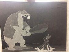 Original Walt Disney Productions 8x10 Negative Song of the South - Br'er Bear