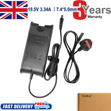 For Dell Inspiron 1545 Laptop Power Adapter Lead Charger + mains cable cord plug