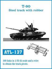 FRIULMODEL METAL TRACKS T-90 1/35 Cod.ATL-137