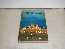 Ernest Hemingway / The Old Man and the Sea First Edition 1952