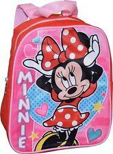 "Disney Minnie Mouse 10"" Mini Backpack"