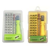 32in1 Precision Screwdriver Set Vis de réparation Téléphone Téléphone Kit