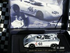 Fly Classic PORSCHE 908 Poissons Plats #48 Steve McQueen Collection SM1 1:32 Entièrement neuf dans sa boîte