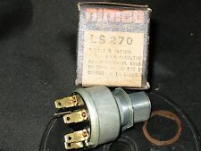 NOS LS270 Nimco Ignition Switch, Buick 1965, Chev Truck 1963, Corvair