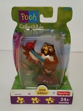WINNIE THE POOH Fisher Price 1999 Edition Collectible Toy - OWL - New In Package