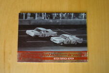 2011 Element Tales from the Track #TT10 Johnny Beauchamp/Lee Petty Card
