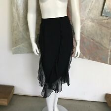 61c37cb9d Faldas de mujer por la rodilla negros | Compra online en eBay