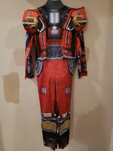 DinoTrux Ty Rux Costume Halloween US Boys Size XS 3T/4T