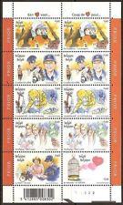 Belgie** BRANDWEER-POLITIE-MOTOR-VERPLEEGSTER-VEL 10zgls-2003- POMPIERS-FIREMAN
