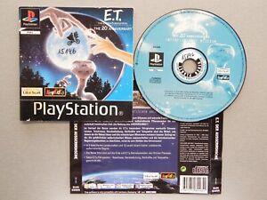 PS1 E.T. Der Außerirdische - ohne Hülle