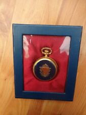 HACHETTE CLASSIC POCKET WATCH COLLECTION HERALDIC 1920'S STYLE WATCH ISSUE 7