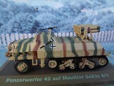 1/43  ATLAS  Military  Panzerwerfer 42 auf maultier SdKfz 4/1