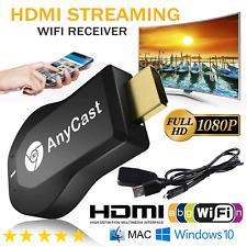 En unidiffusion Smart sans fil WIFI HD 1080P TV HDMI Stick Chromecast Airplay Dongle UK