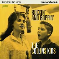 The Collins Kids - Rockin & Boppin [New CD] UK - Import