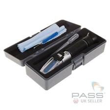 TestSafe TS-RF-COOL03 Portable Coolant Refractometer - Accuracy of 0.01sg / UK