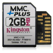 Kingston 2GB MMCplus MultiMedia MMC memory card 13pin Multi Media Card