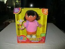 New Vintage 2001 Dora The Explorer We Did It Dancing Doll 12�