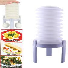 New Eggstractor Instantly Removes Boiled Egg Shell Remove Hard Peeler Kitchen
