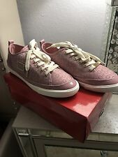 Guess women sneakers pink with guess logo