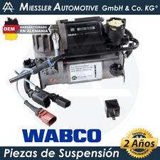 Audi A8 4E 02-10 V6/8 PETROL OEM NUEVO Compresor Suspensión Neumática 4E0616005D