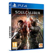 Juego Sony PS4 Soul Calibur VI
