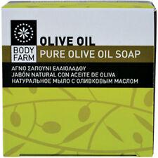 "Greek Pure Olive Oil Soap by ""Body Farm"" 150g / 5.29 oz"