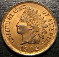 1902 Indian Head Cent  --  MAKE US AN OFFER!  #R5450