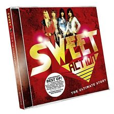 Sweet-Action! the ultimate sweet story (Anniversary Edit 2 CD NEUF