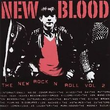 New Blood The New Rock And Roll Volume 2 Brand New CD