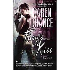 Fury's Kiss (Dorina Basarab)-ExLibrary
