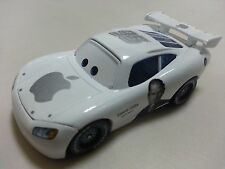 Mattel Disney Pixar Cars No.95 Lightning Mcqueen Mac Jobs Toy Car 1:55 Loose
