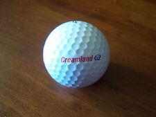 Logo Golf Ball-Creamland.Food Related.