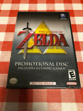 The Legend of Zelda Collector's Edition Promotional Disc Gamecube-FACTORY SEALED