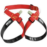 Petzl Superavanti Harness Red Size 2