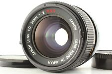 【 EXCELLENT+5 】 Canon FD 35mm F2 S.S.C. SSC MF Wide Angle Lens from Japan Y352