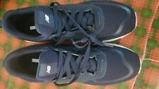 New Balance Men's 574 Sport Shoes Navy with Tan 7 D