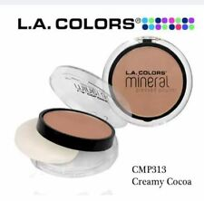 DUNSPEN L.A Colors Mineral Pressed Powder (CMP313 Creamy Cocoa)