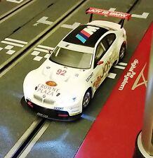 NEW SCX Analog BMW M3 #92 (RK42 18000rpm) for SCX, Scalextric, Carrera & Ninco